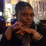 Shirley Torho, a N-Y.-based health professisonal of Ghanaian origin.