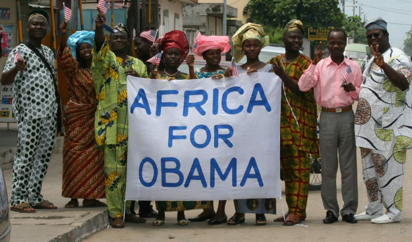 #1 Africa for Obama