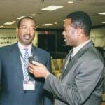 Rwandan Commerce Bank chairman Alfred Kalissa