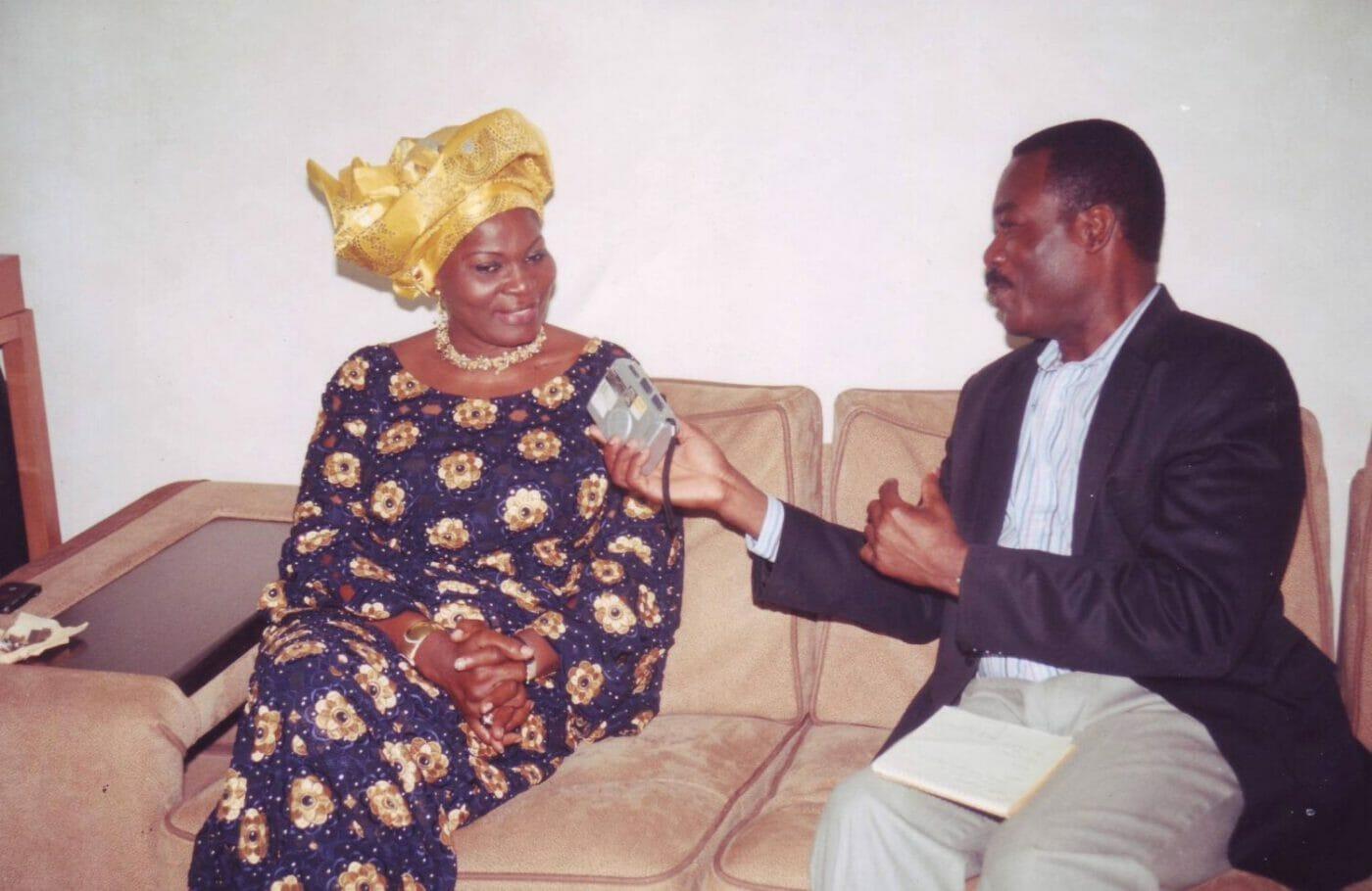 Benin business tycoon Ybatout Sanni Glele
