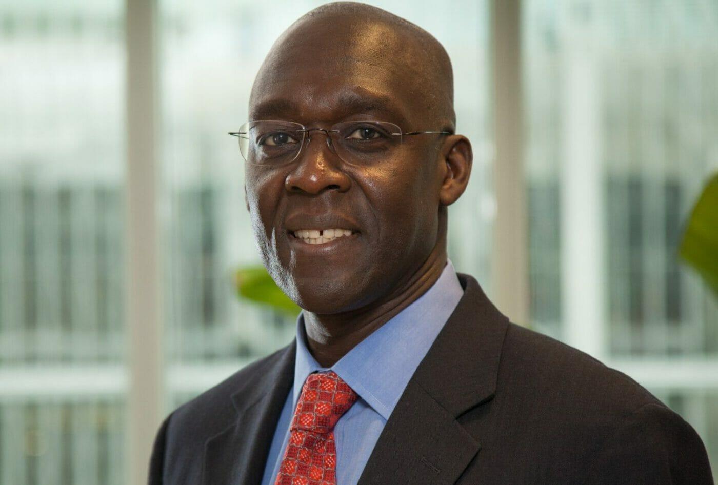 Makhtar Diop World Bank VP for Africa