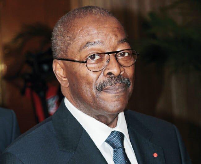 Cote d'Ivoire Tourism Minister Roger Kacou