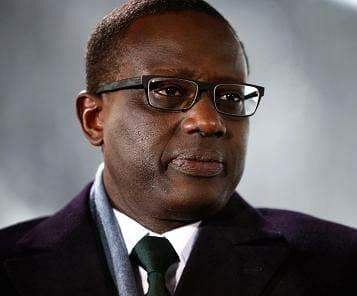 Tidjane Thiam, Credit Suisse CEO