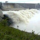 Nangeto dam