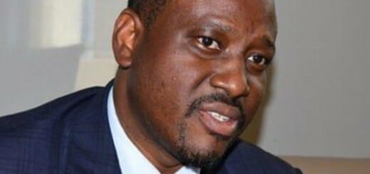 Speaker of Cote d'Ivoire's Parliament Guillaune Soro