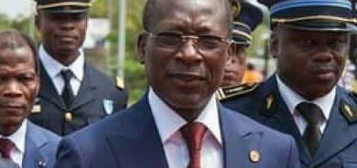 President Patrice Talon