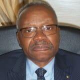 Former Benin diplomat Joseph Victor Menard de Pognon