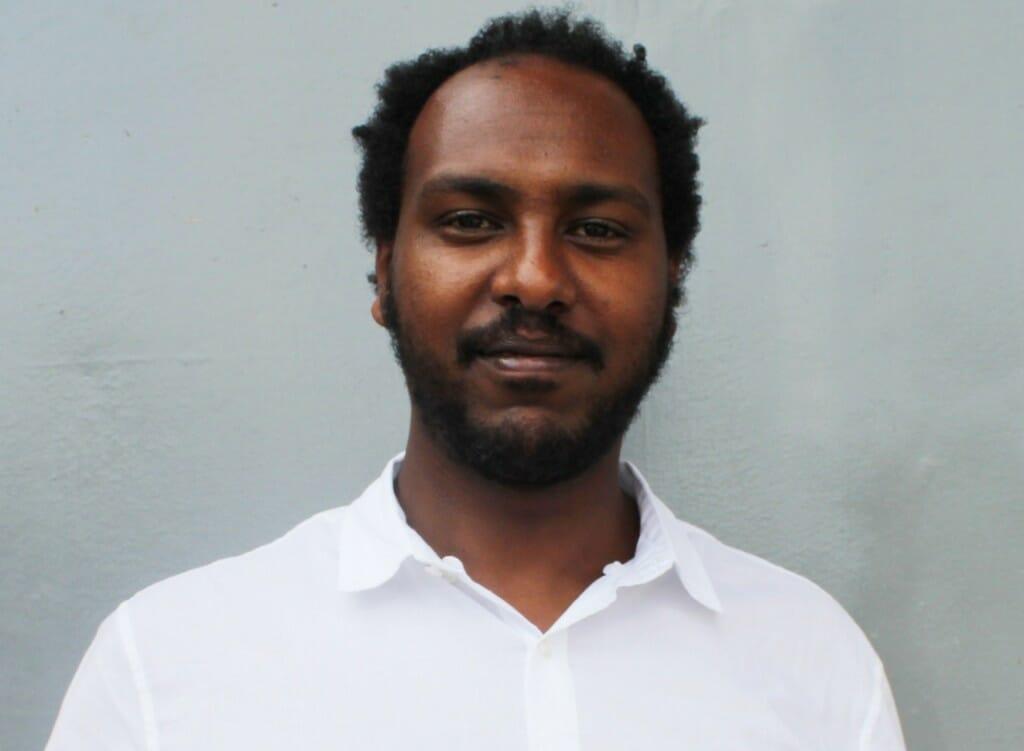 Ethiopian activist and entrepreneur Markos Lemma