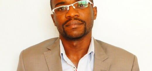 Kenyan radio journalist Daniel Ominde