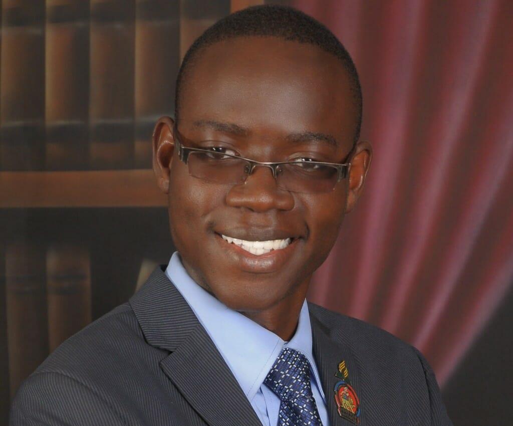 Kenyan political strategist Philbert Aganyo