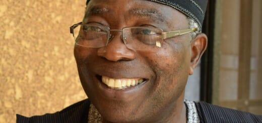 Former Benin foreign minister Saliou Akadiri