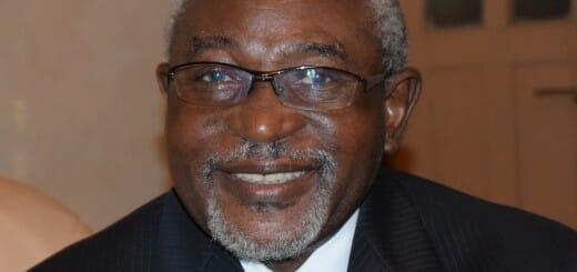 Ambassador Rogatien Biaou, former Benin Foreign Minister