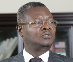 OBUTS founder/leader Agbeyome Kodjo