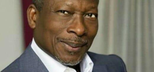 Benin's president Patrice Talon