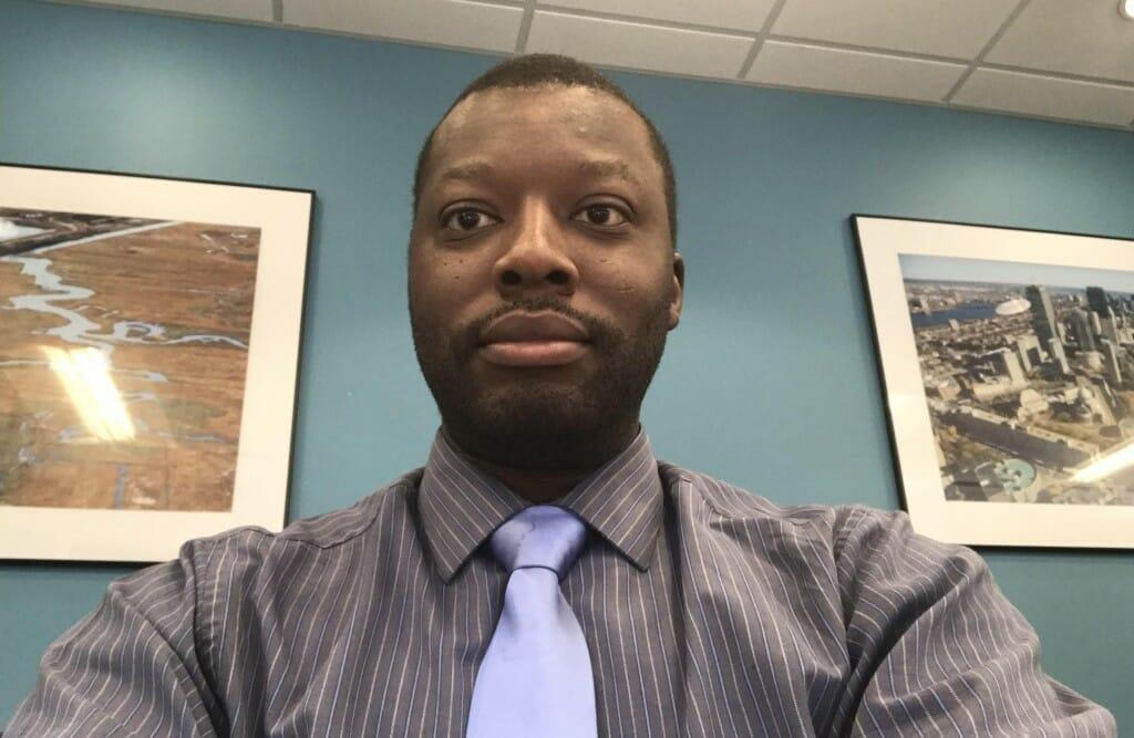 Young entrepreneur of Ghanaian descent, Tony Kwame Ansah, Jr.
