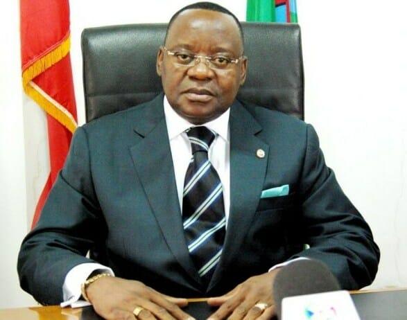 Jeromino Osa Osa Ecoro, secretary-general of Equatorial Guinea's ruling party, the Democratic Party of Equatorial Guinea