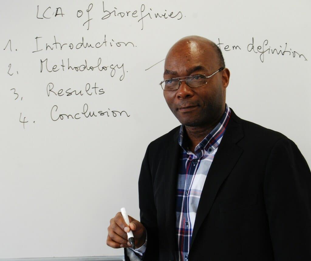 BPE Director, Professor Edgard Gnansounou