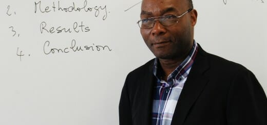 EPFL Director, Professor Edgard Gnansounou