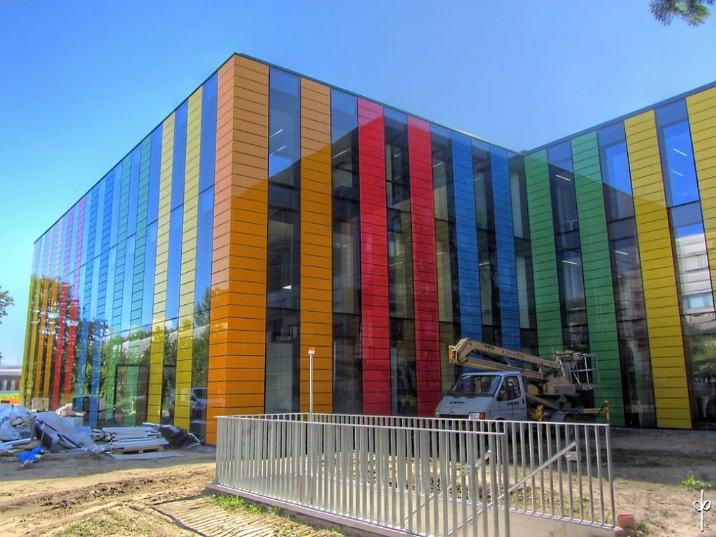 EPFL building